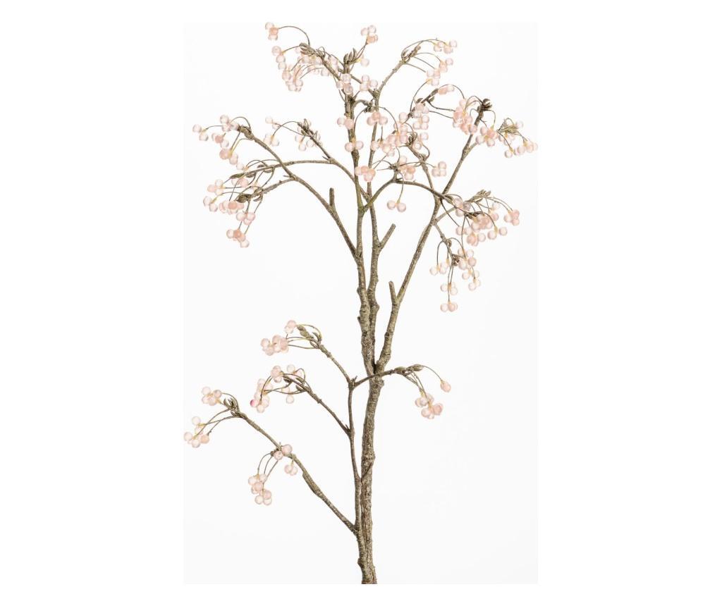 Floare artificiala Feuillage - Amadeus, Roz