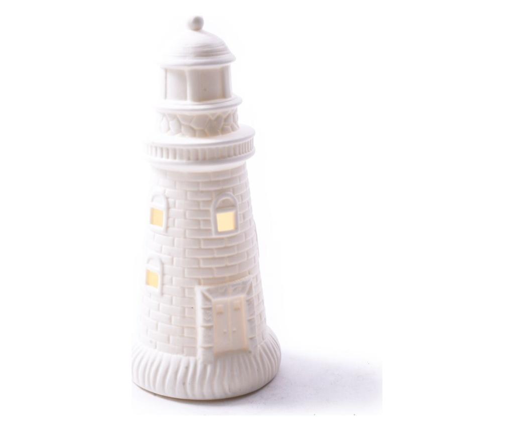 Set 3 decoratiuni cu LED Sea Side - Mercury , Alb