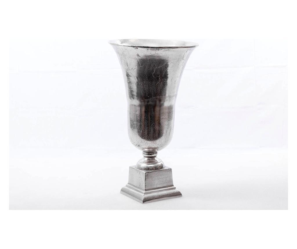 Vaza Gri Argintiu
