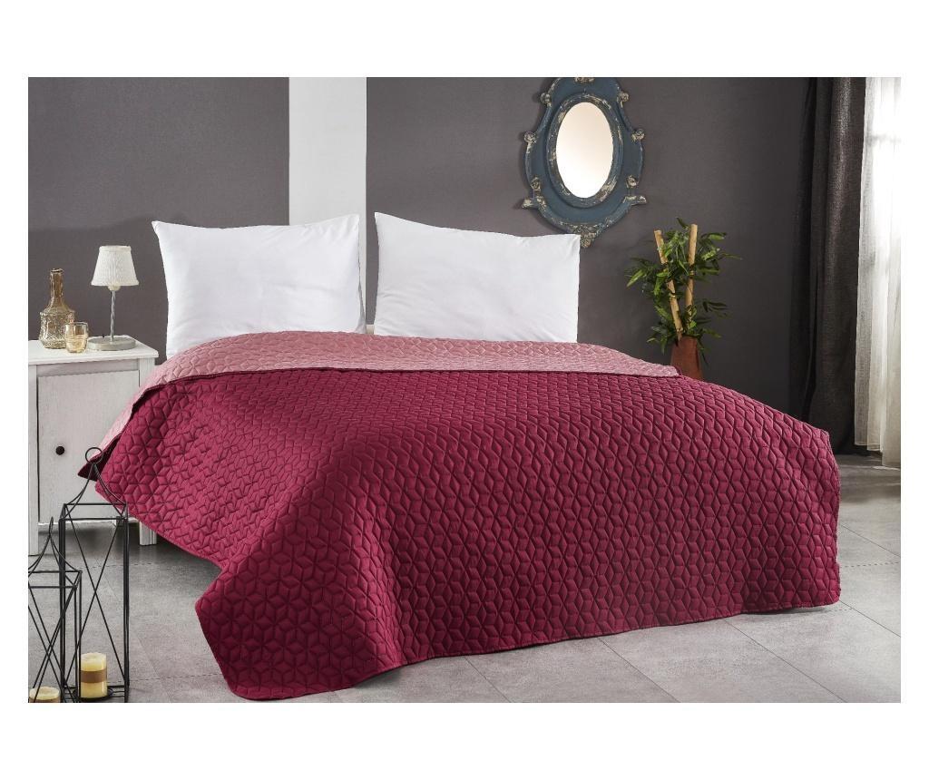 Prekrivač Ultrasonic Pink 160x220 cm