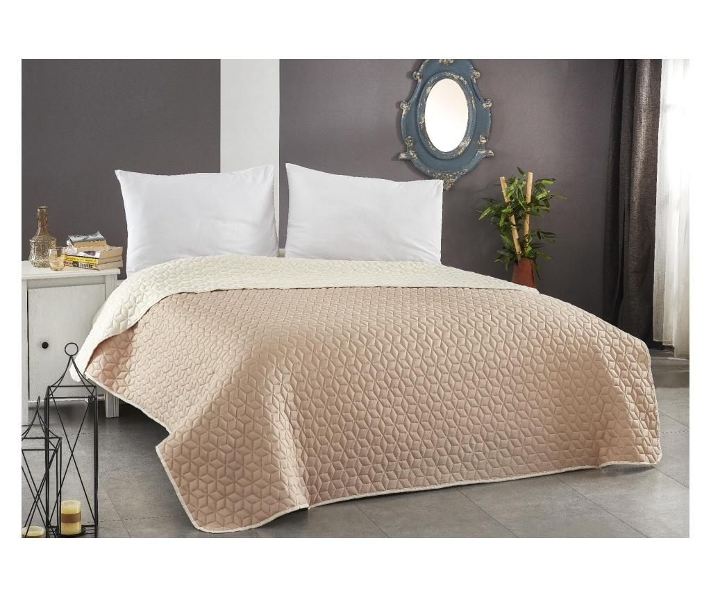 Cuvertura de pat Ultrasonic Beige 160x220 cm