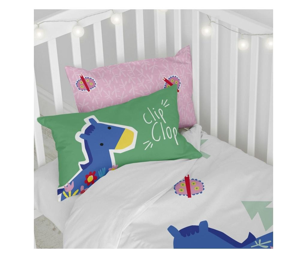 Otroška posteljnina Horse Extra Wide