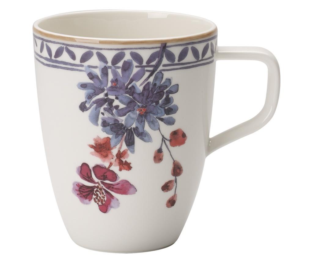 Set 6 cani pentru cafea Artesano Provençal Lavender - Villeroy & Boch, Multicolor