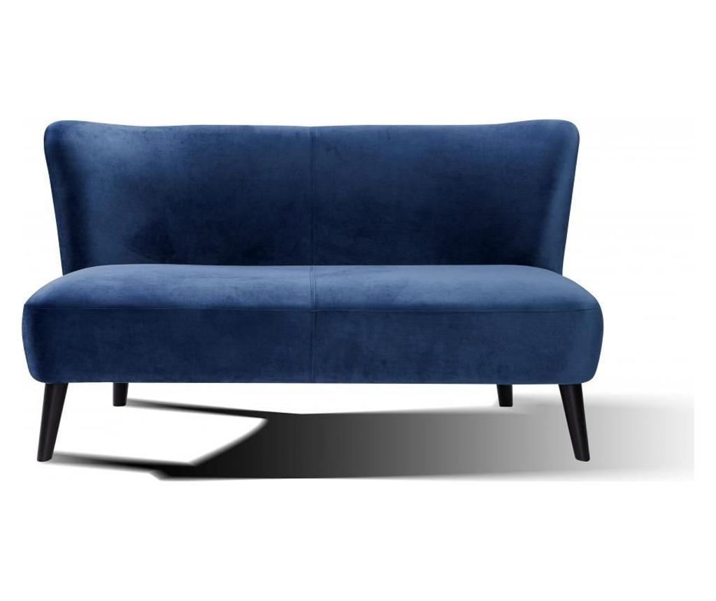 Canapea Albastru - 9374