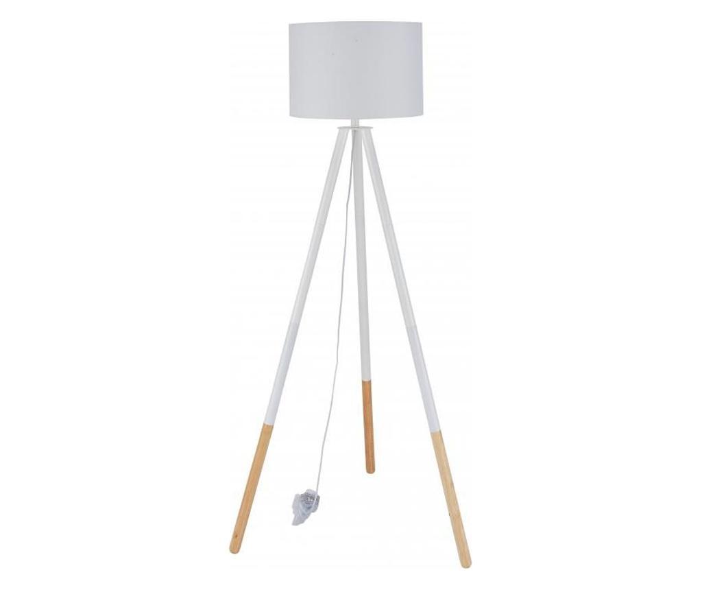 Lampadar Alb