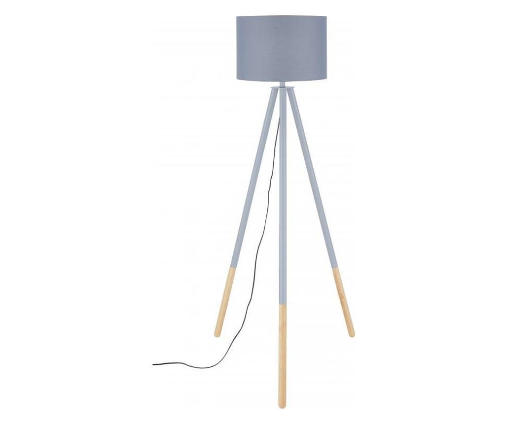 Lampadar - SIT Möbel, Gri & Argintiu