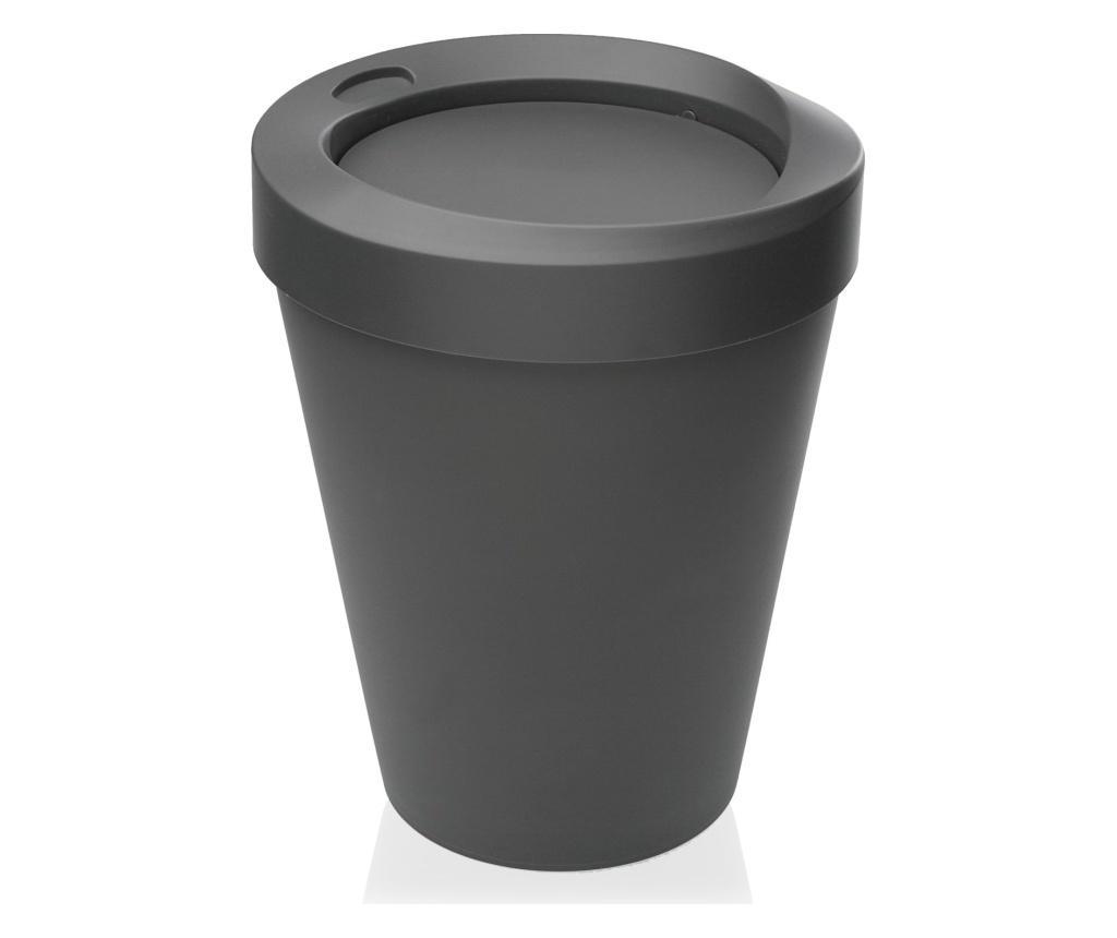 Cos de gunoi - Versa, Gri & Argintiu