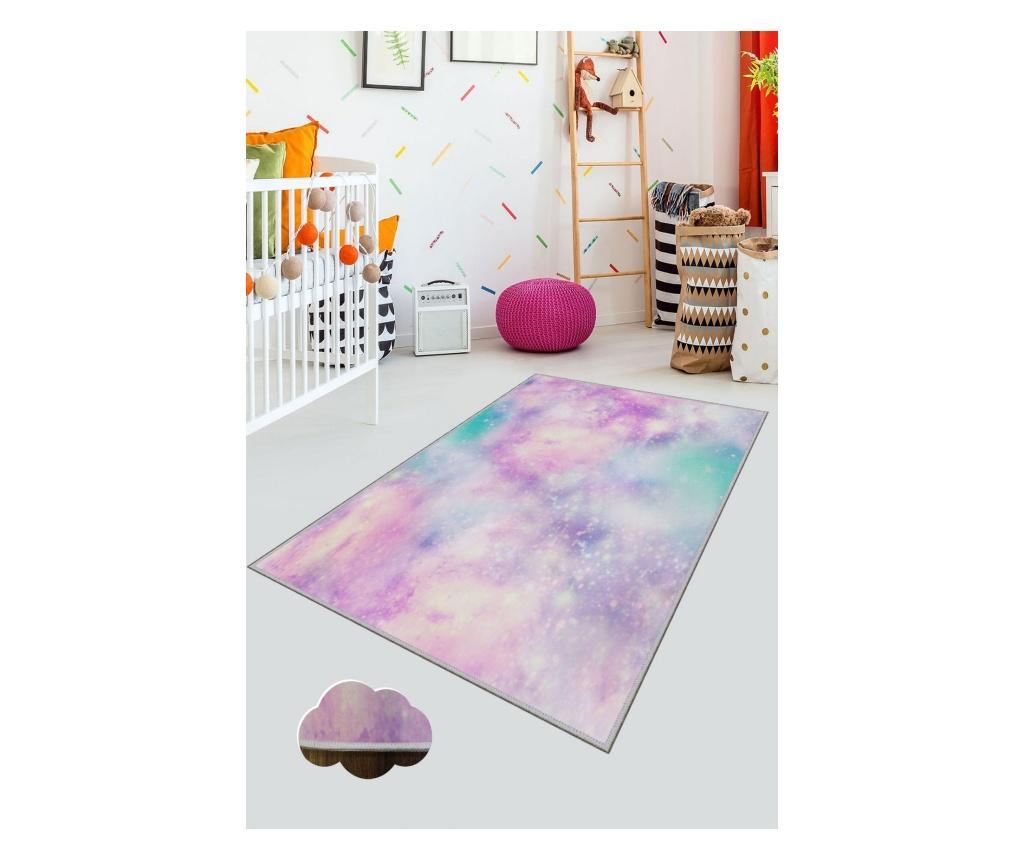Covor 100x200 cm - Homefesto, Multicolor