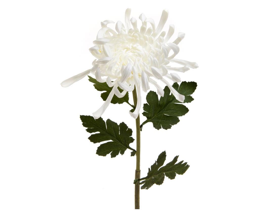 Floare artificiala - inart, Alb