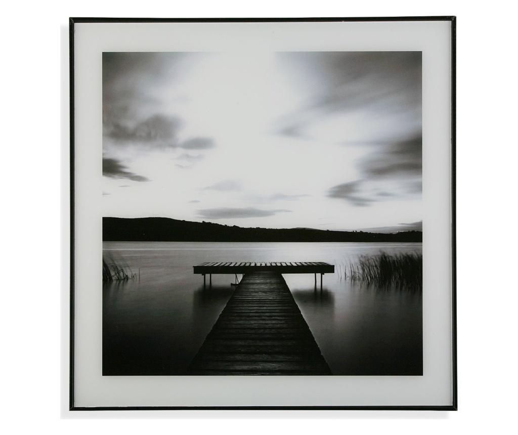 Tablou 50x50 cm - Versa, Negru