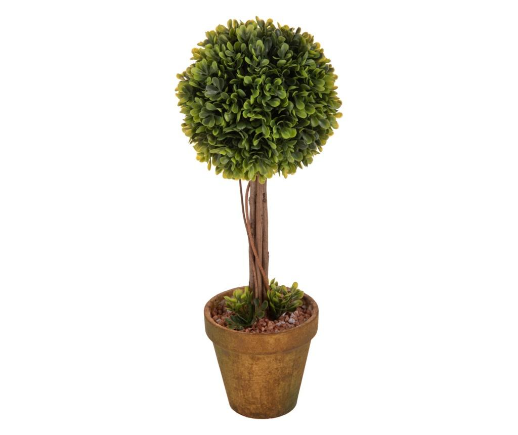 Floare artificiala - Dino Bianchi, Verde