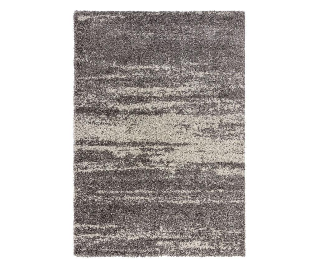Covor Reza Ombre 120x170 cm - Flair Rugs, Gri & Argintiu