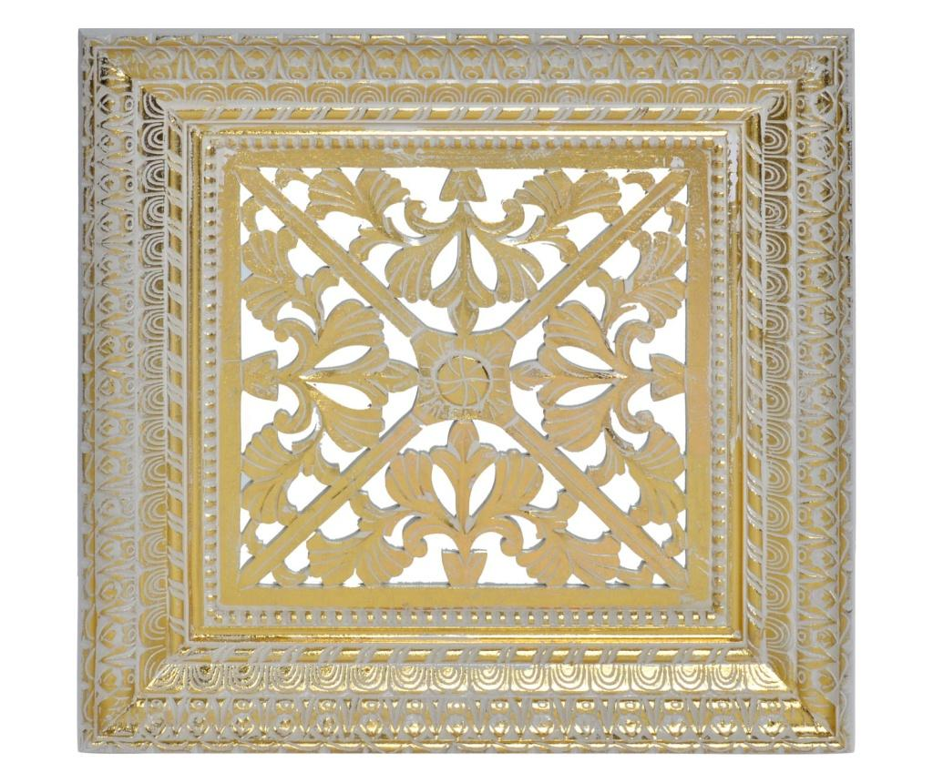 Decoratiune de perete - Item International, Galben & Auriu