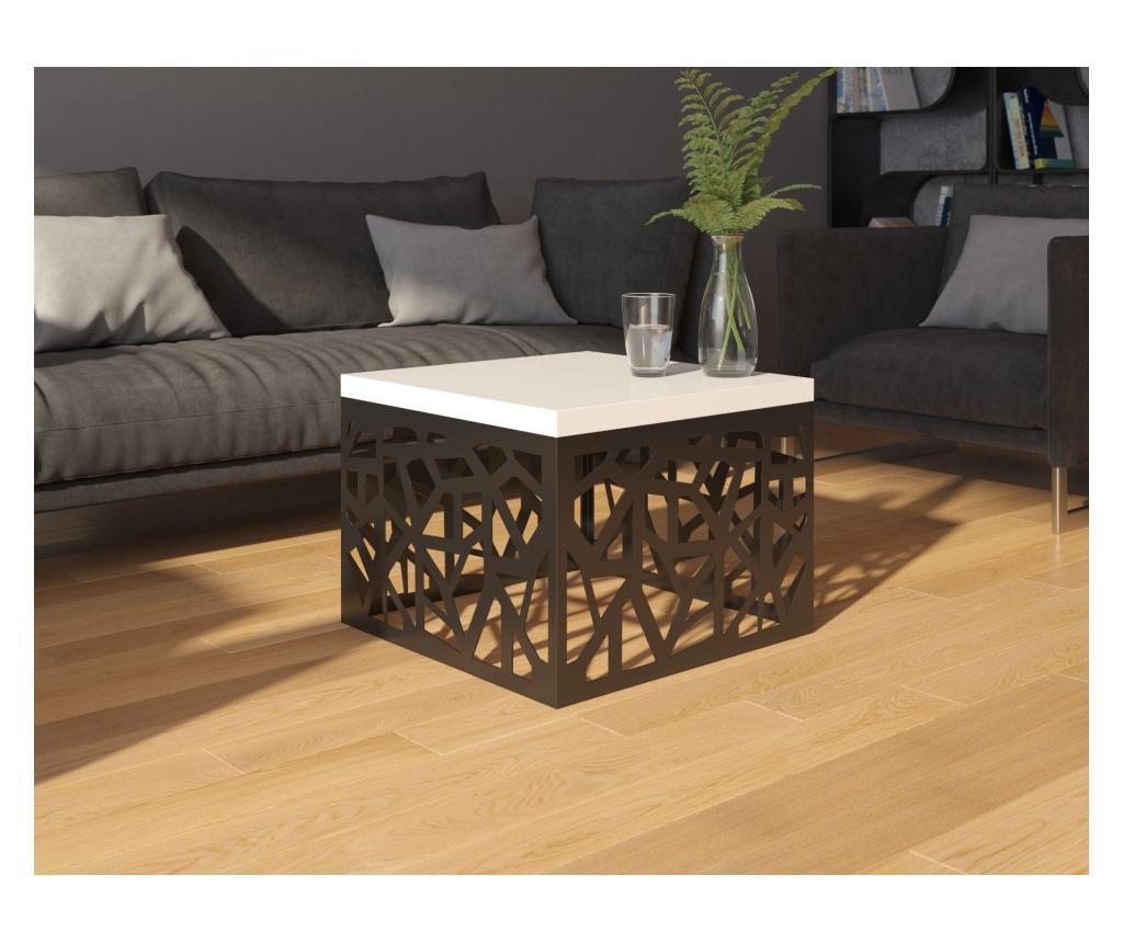 Masuta De Cafea Tachta - Hard Furniture, Alb