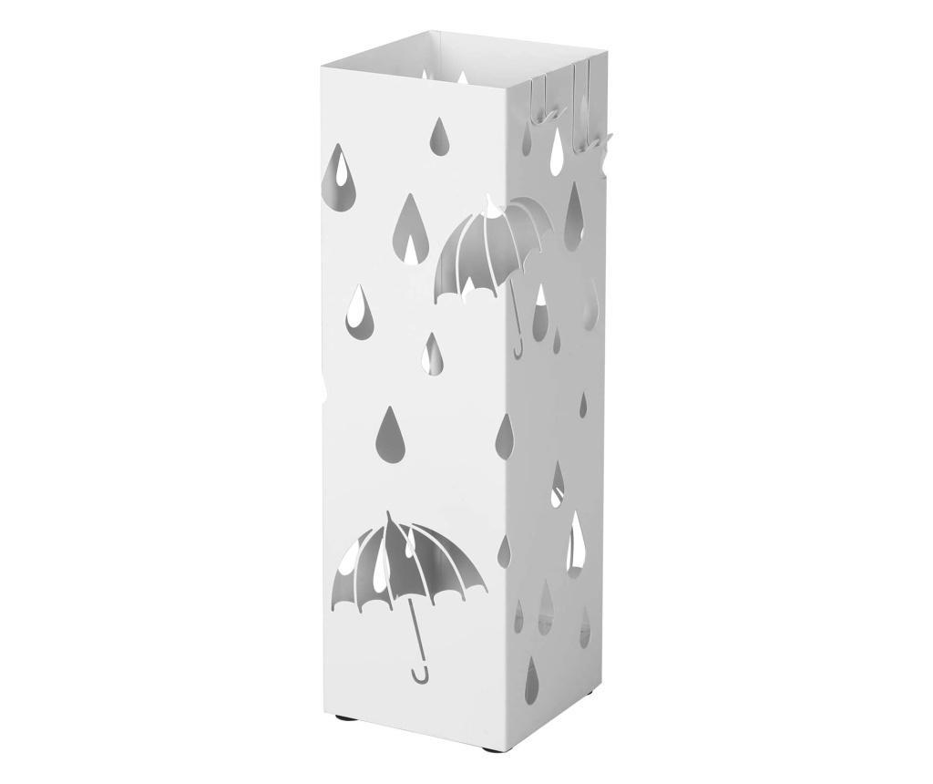 Suport pentru umbrele - SONGMICS, Alb