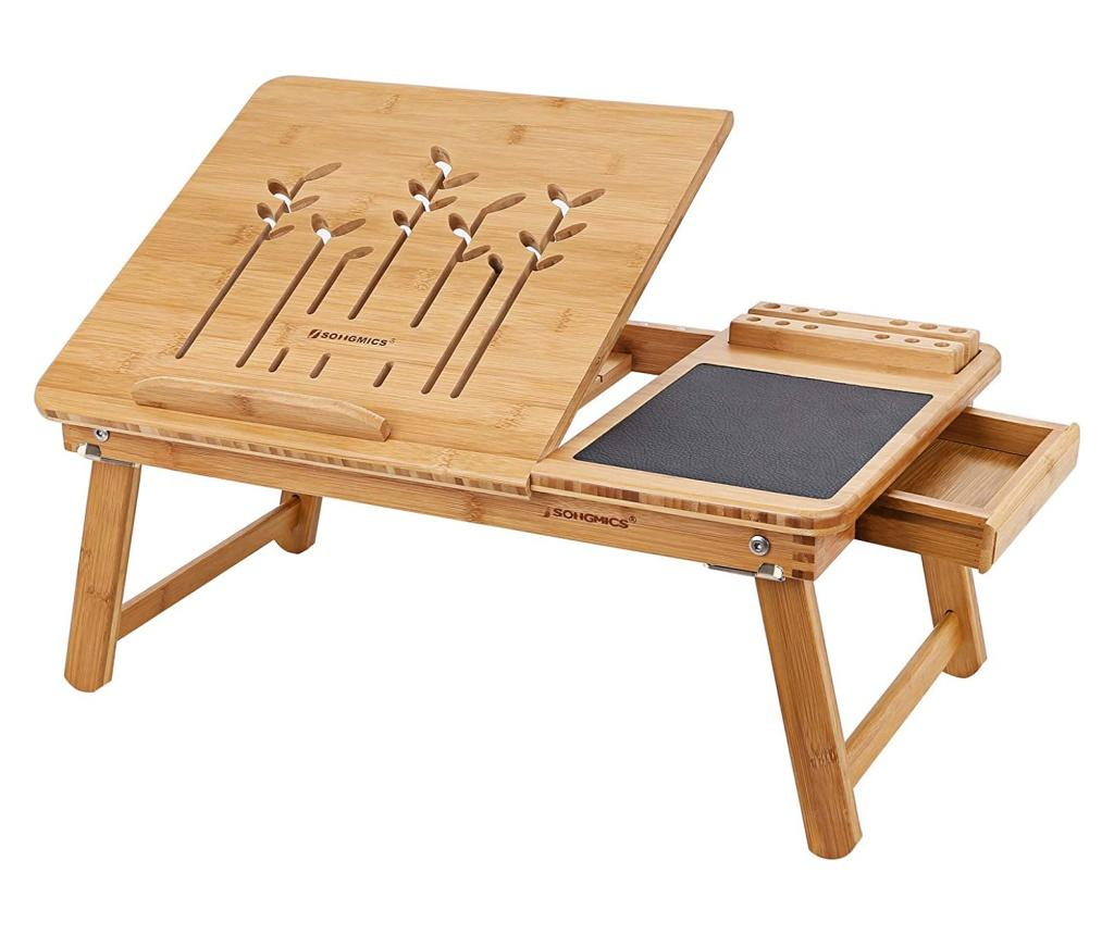 Masa laptop - SONGMICS, Maro