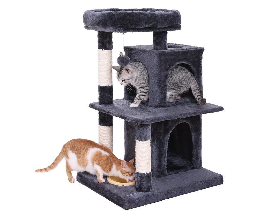 Jucarie pisici - FEANDREA, Gri & Argintiu
