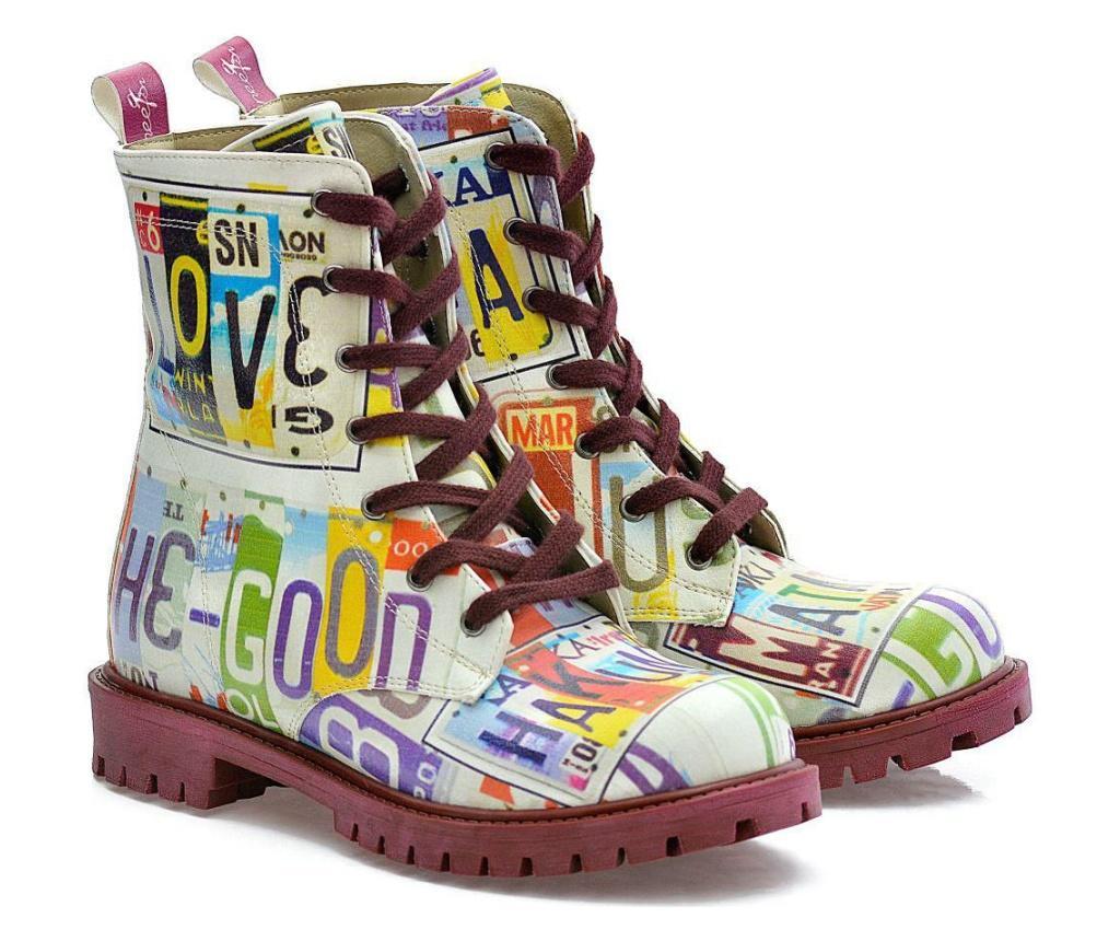 Ghete dama 38 - Neefs, Multicolor