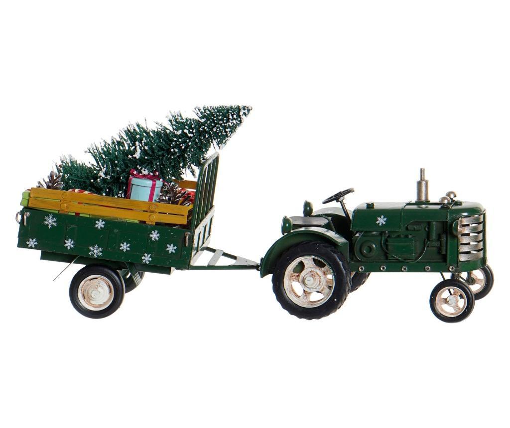 Decoratiune Vehicle Christmas Traditional - Item International