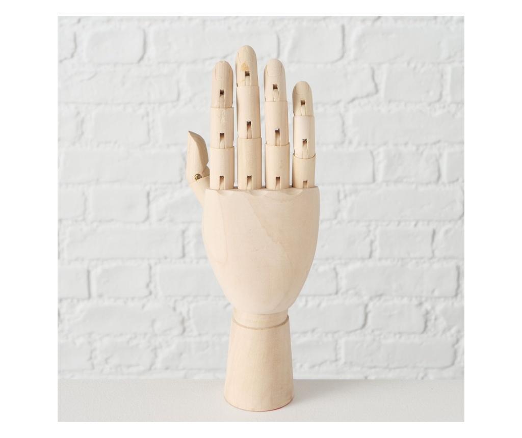 Decoratiune Hand - Boltze Home, Crem