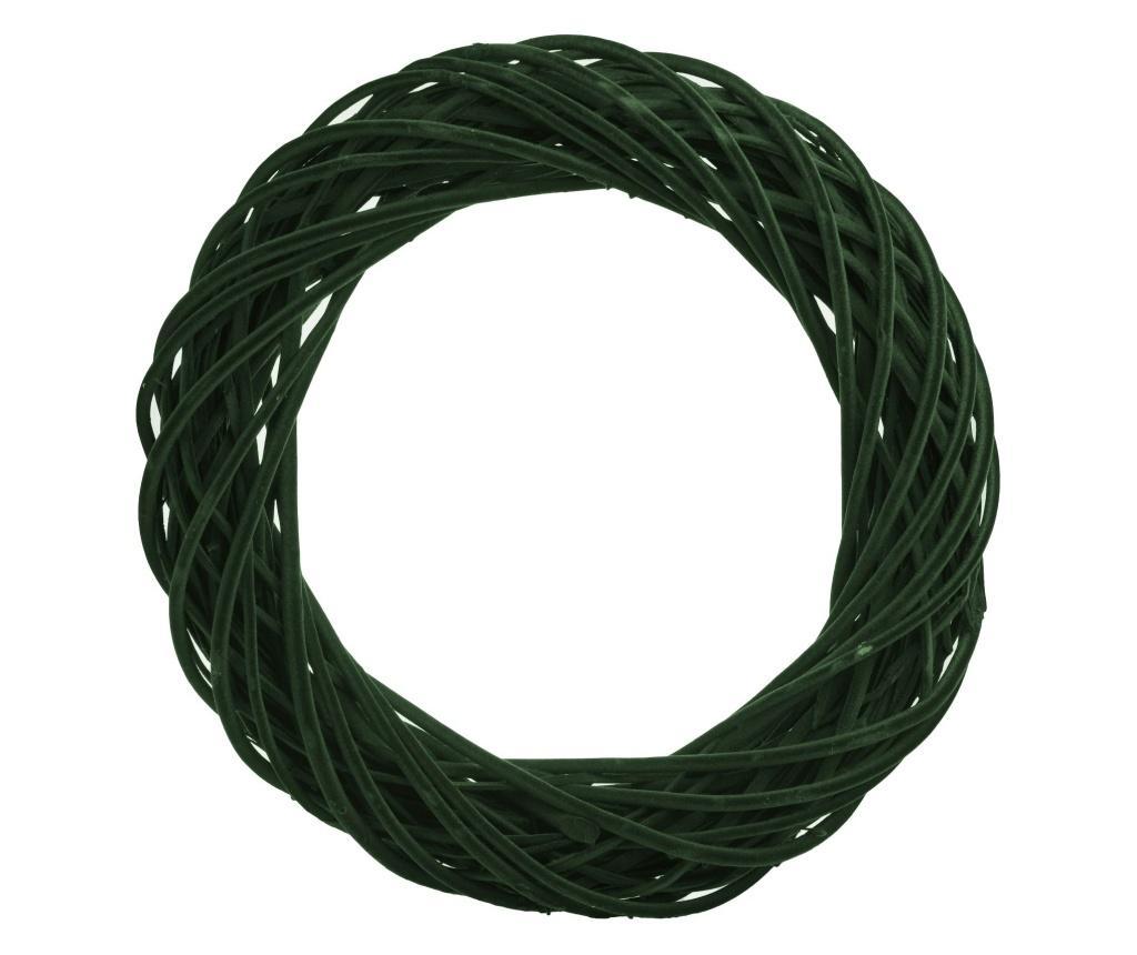 Decoratiune Velvet Green - inart, Verde