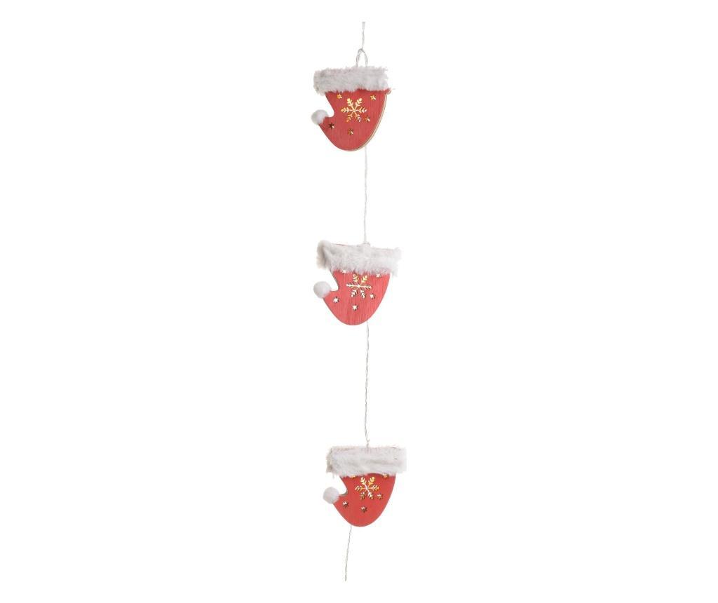 Decoratiune cu LED - inart, Rosu
