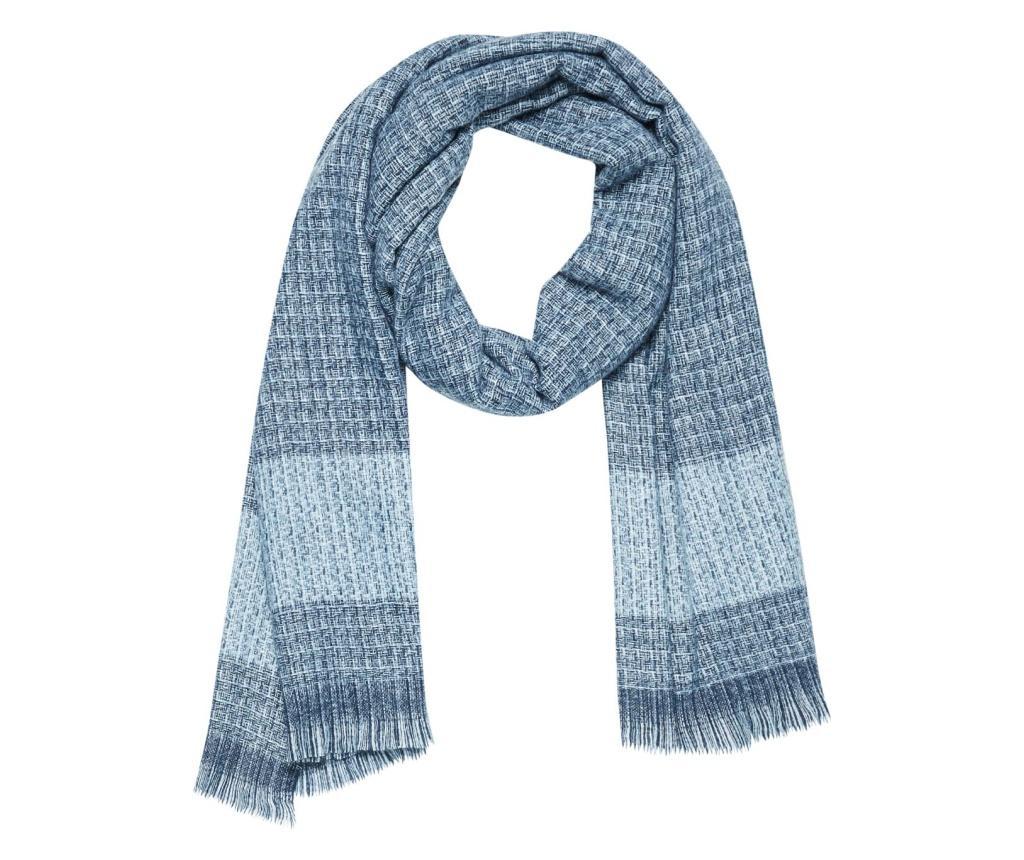 Esarfa dama 69x200 cm - Moodo, Albastru