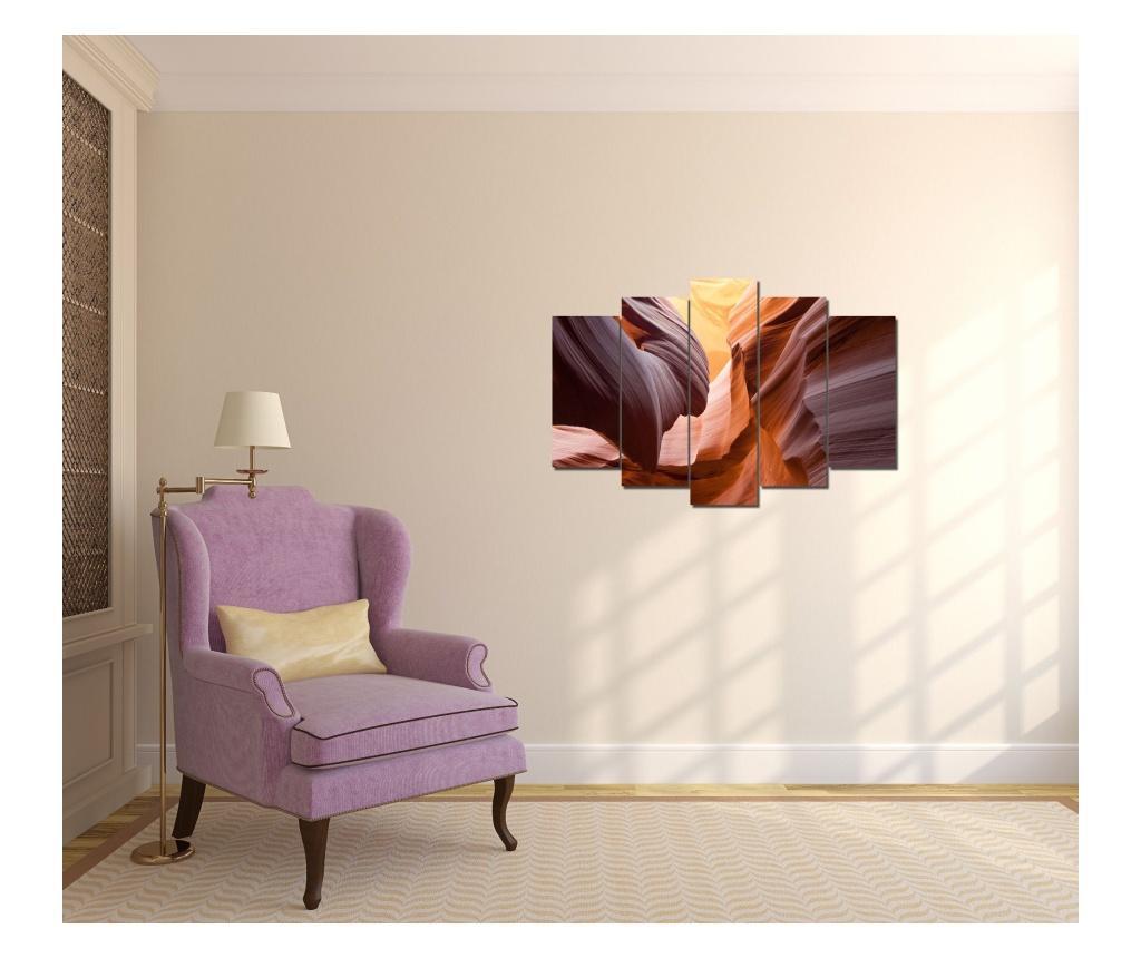 Set 5 tablouri - KAD HOME