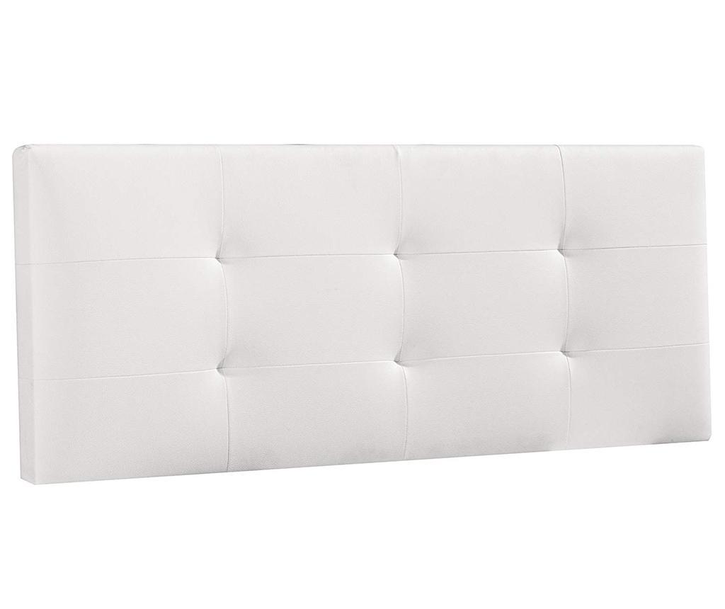 Tablie de pat 60x150 cm - TopAmbientes, Alb