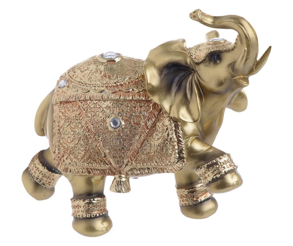 Decoratiune Elephant - inart, Galben & Auriu