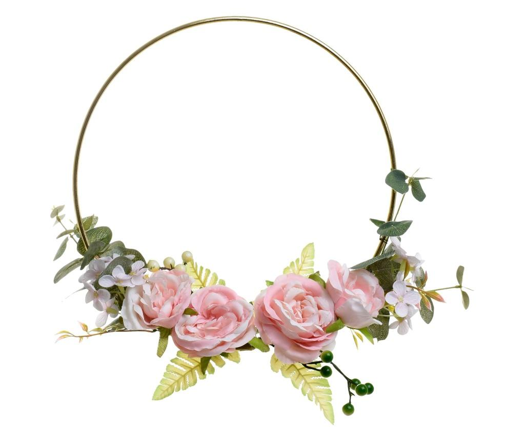 Decoratiune Wreath - inart, Multicolor