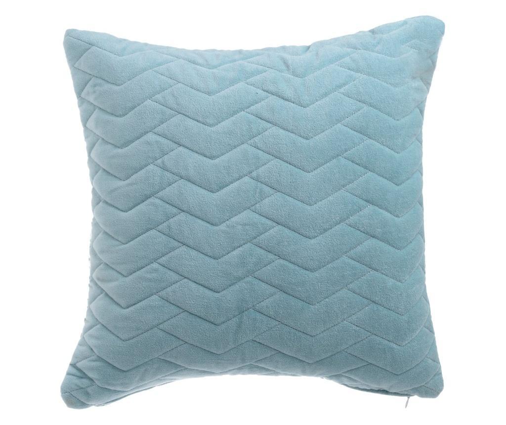Perna decorativa 45x45 cm - inart, Albastru