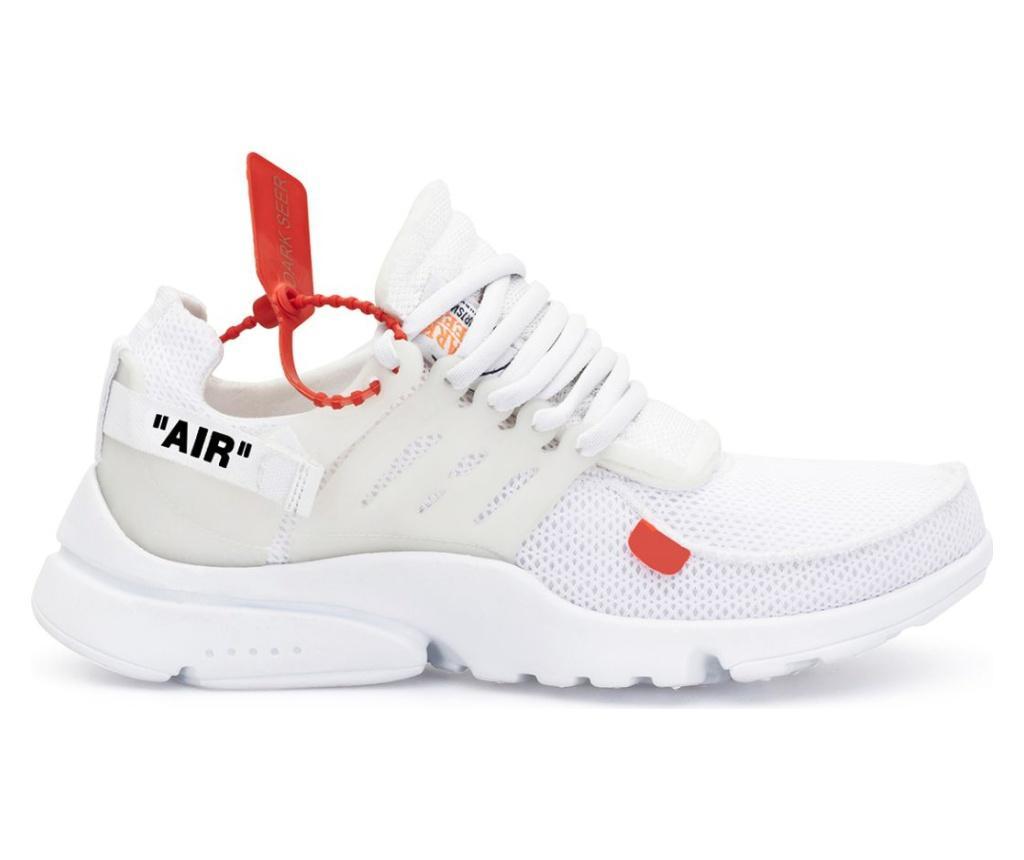Pantofi sport unisex 39 - Dark Seer, Alb