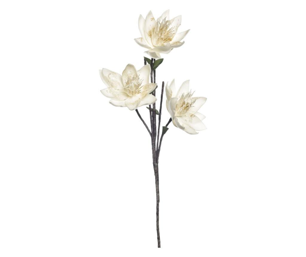 Floare artificiala - Mercury , Alb