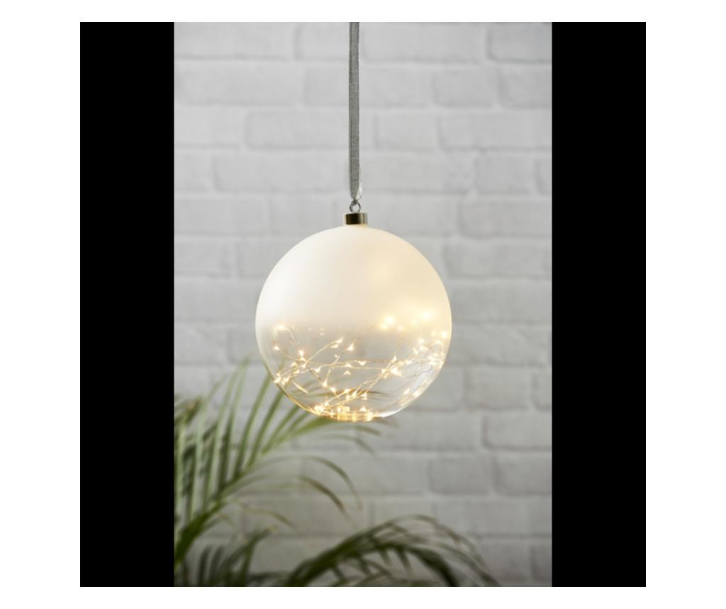 Decoratiune suspendabila cu LED Glow - Best Season, Alb