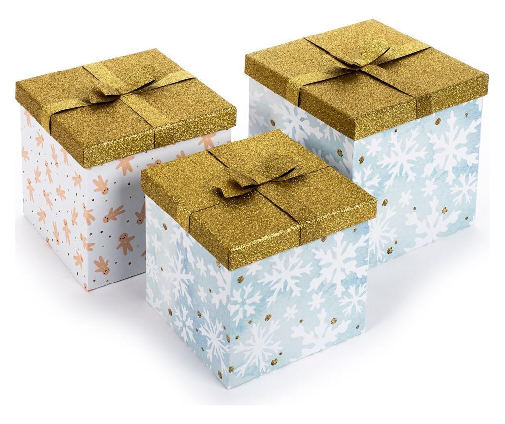 Set 3 cutii - Posh+Pop