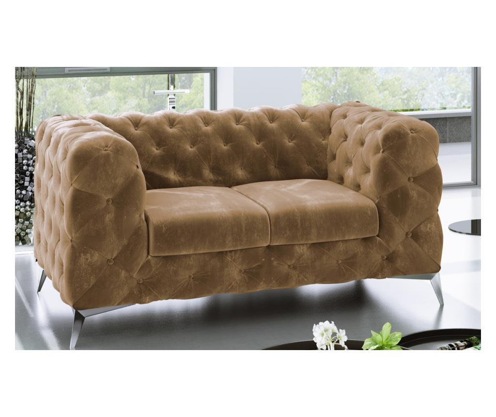 Canapea Chesterfield Chelsea Beige - 1467