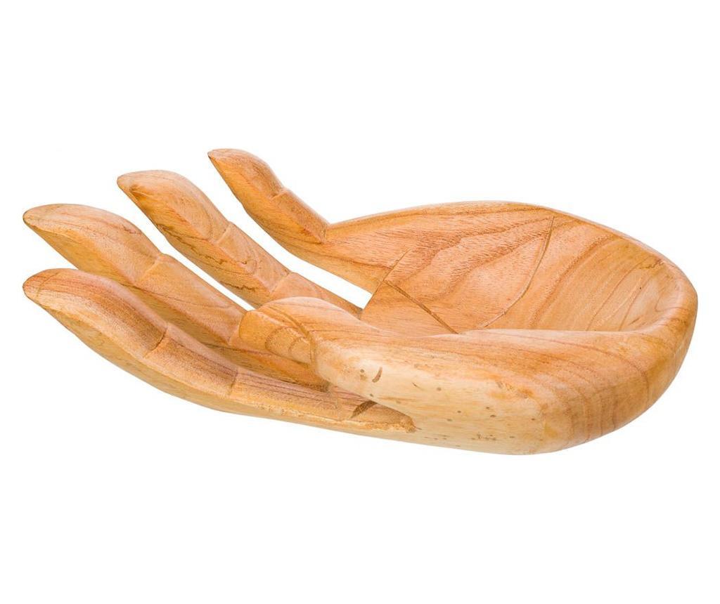 Tava Hand - Creaciones Meng, Crem