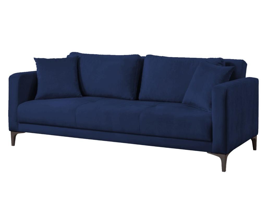 Gauge Concept Canapea Extensibila Velvet Navy Blue
