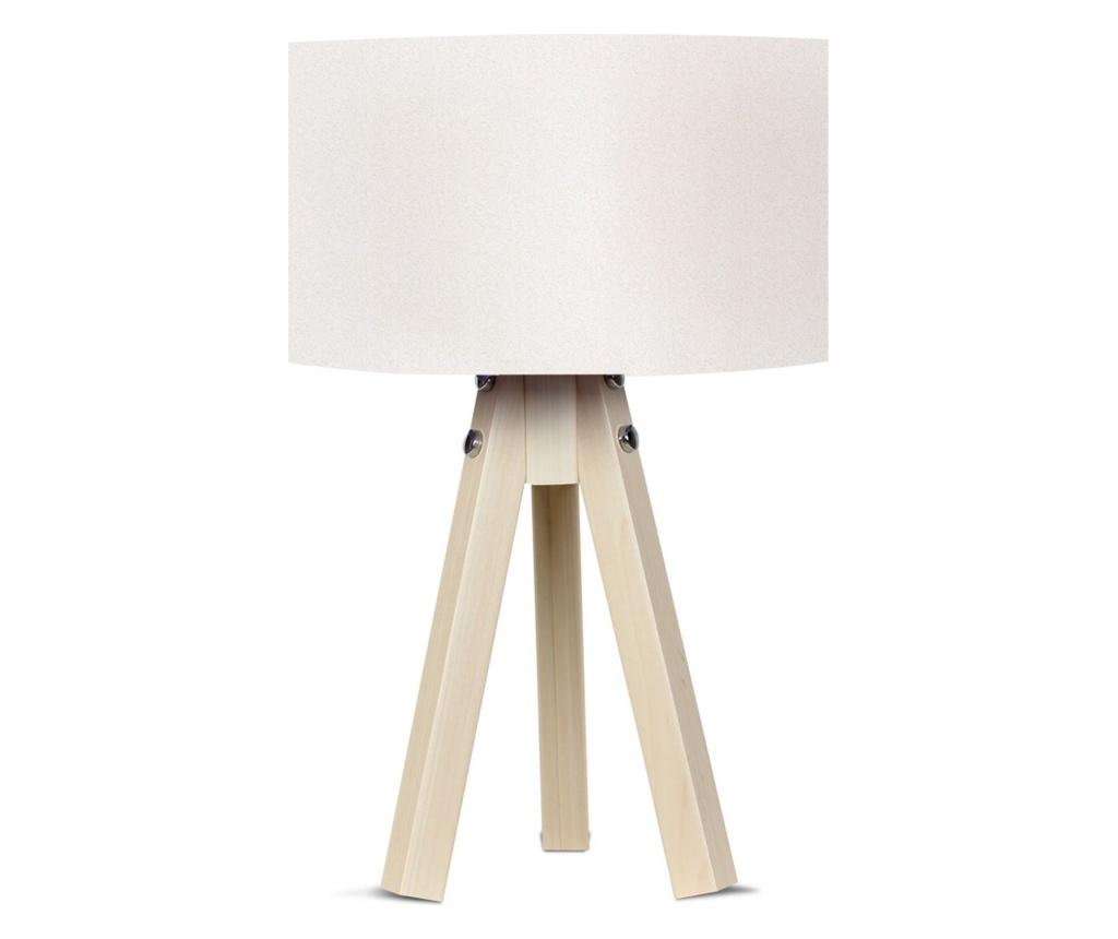 Lampa de masa Tripod - Squid lighting, Crem de la Squid lighting