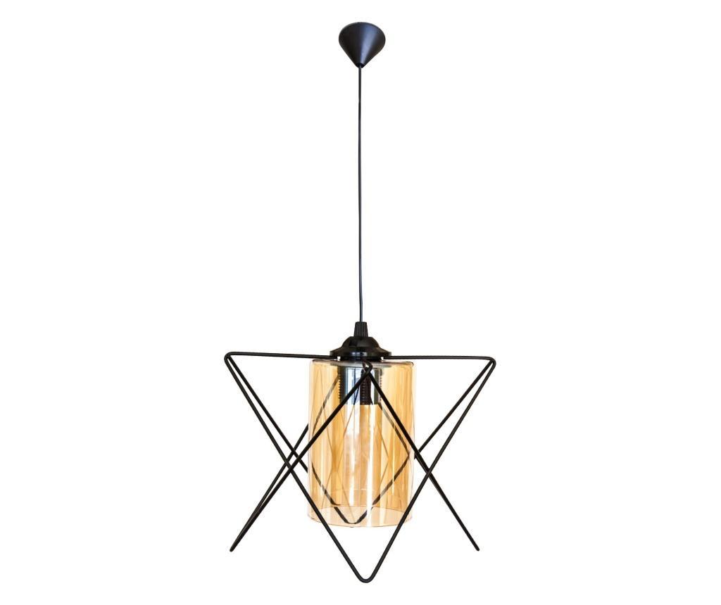 Lustra Black Triangle - Squid lighting, Negru de la Squid lighting