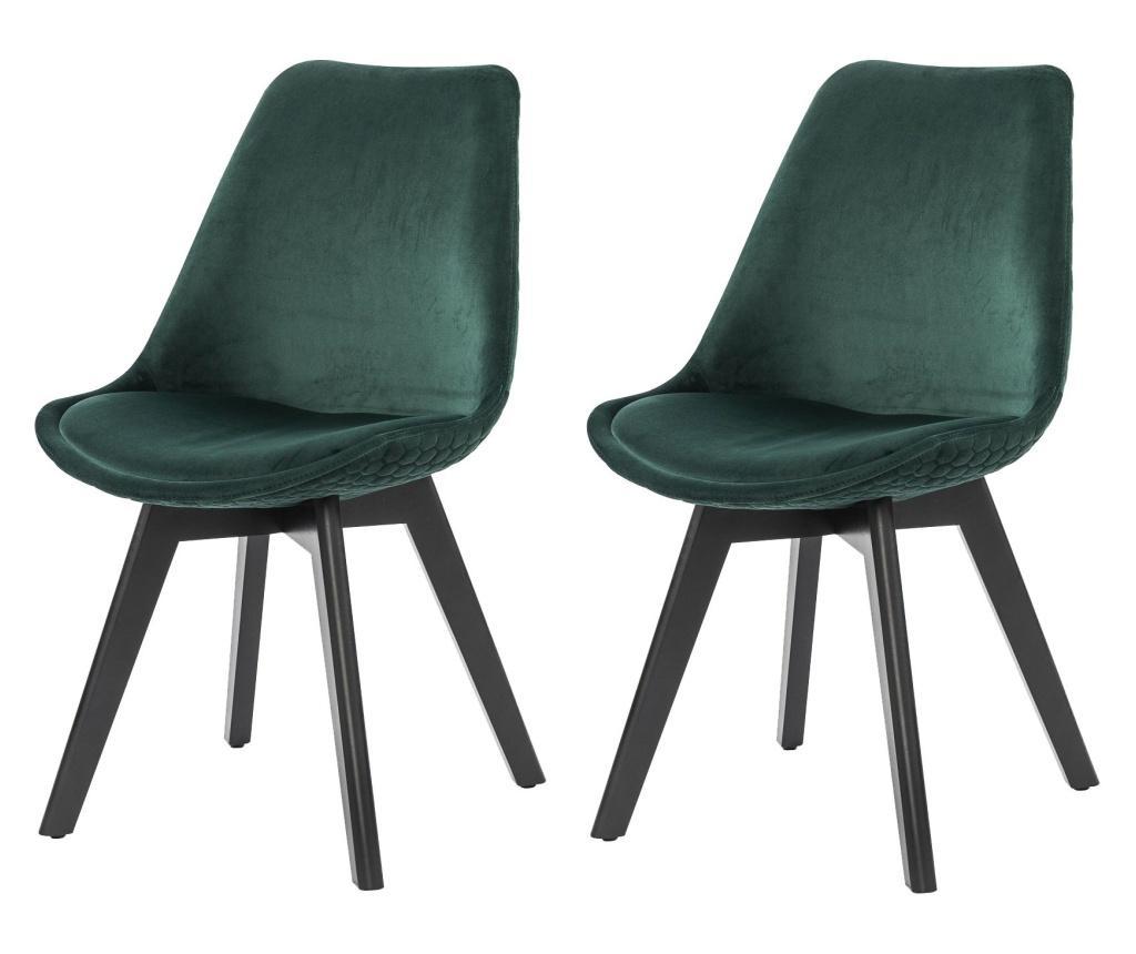 Set 2 scaune - SalesFever, Verde
