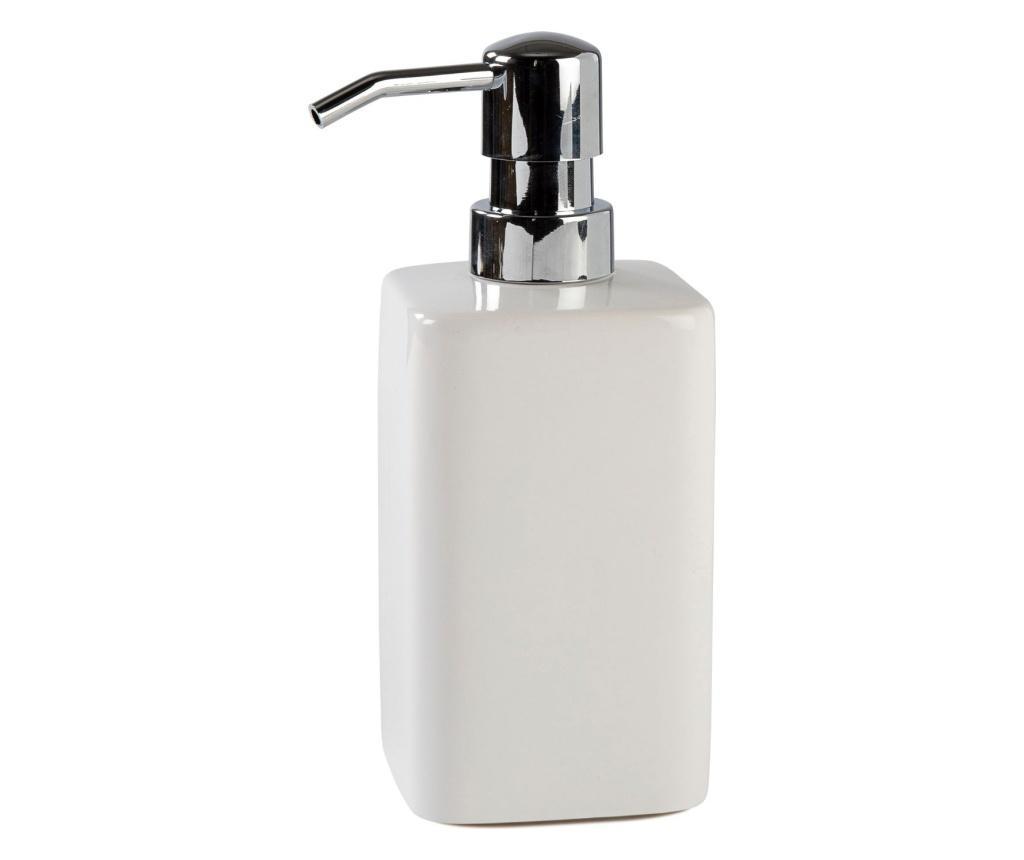 Dispenser sapun lichid - Andrea House, Alb