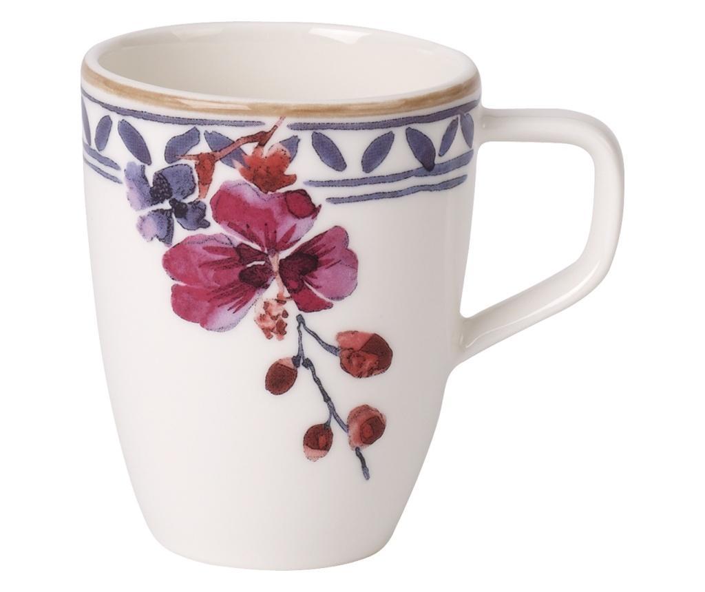 Set 6 cesti pentru espresso Artesano Provençal Lavender 100 ml - Villeroy & Boch, Multicolor