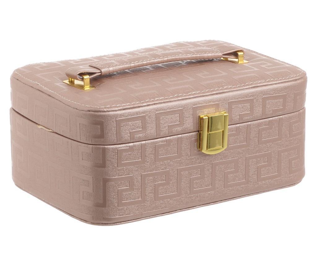 Cutie pentru bijuterii - inart, Crem