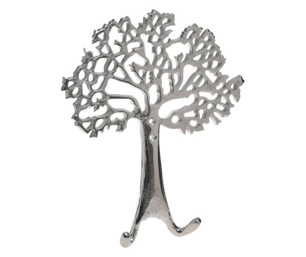 Cuier de perete - inart, Gri & Argintiu