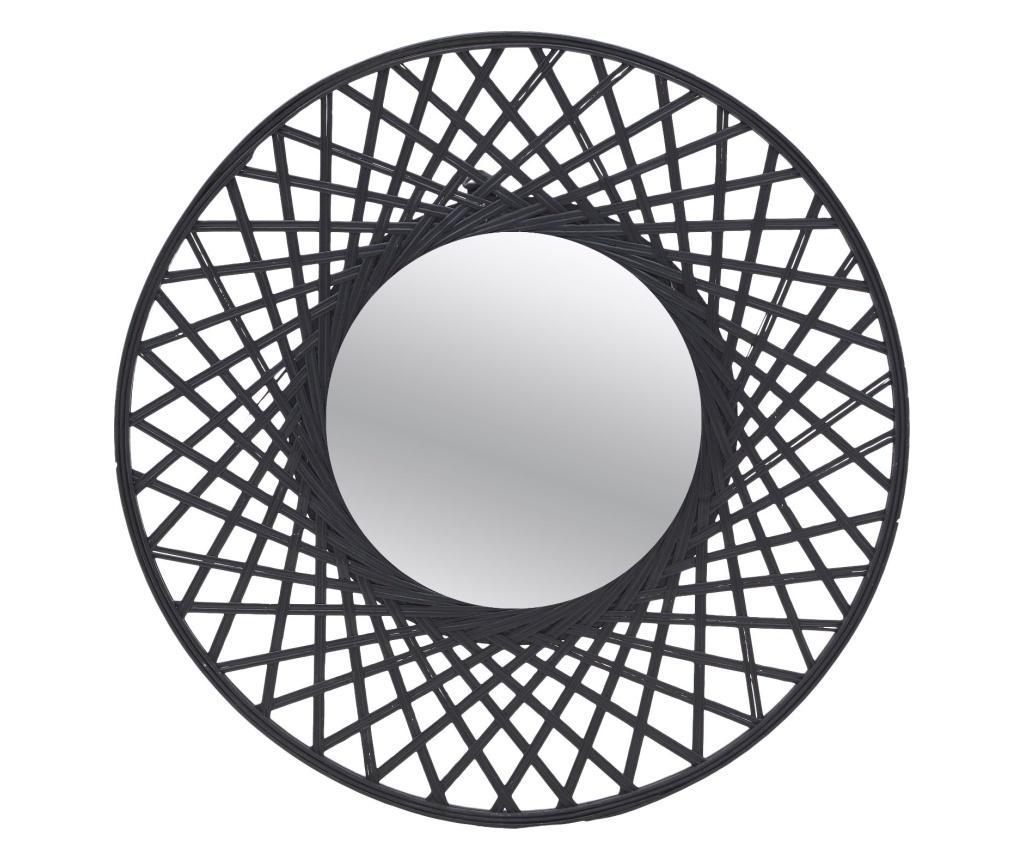 Oglinda de perete - inart, Negru