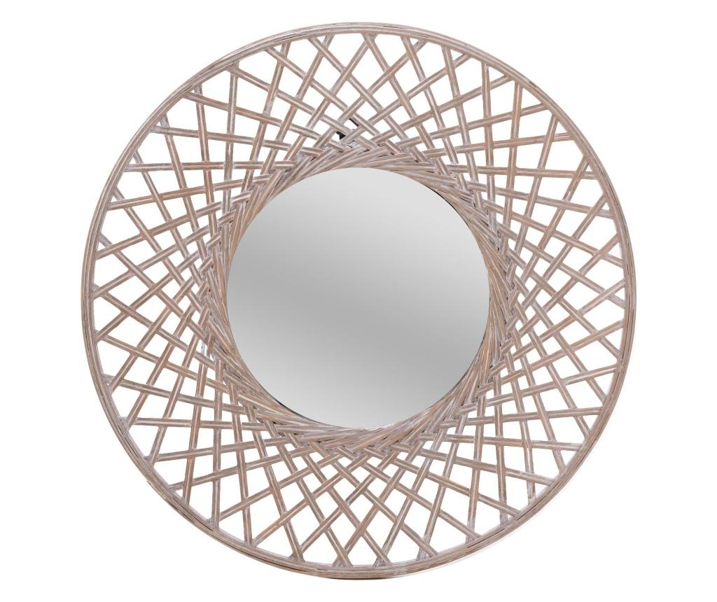 Oglinda de perete - inart, Crem