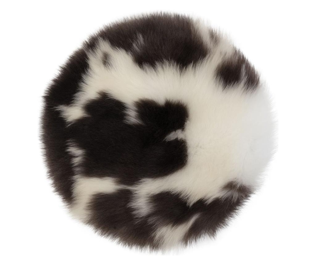 Poza Perna de sezut 40x40 - Arctic Fur, Maro