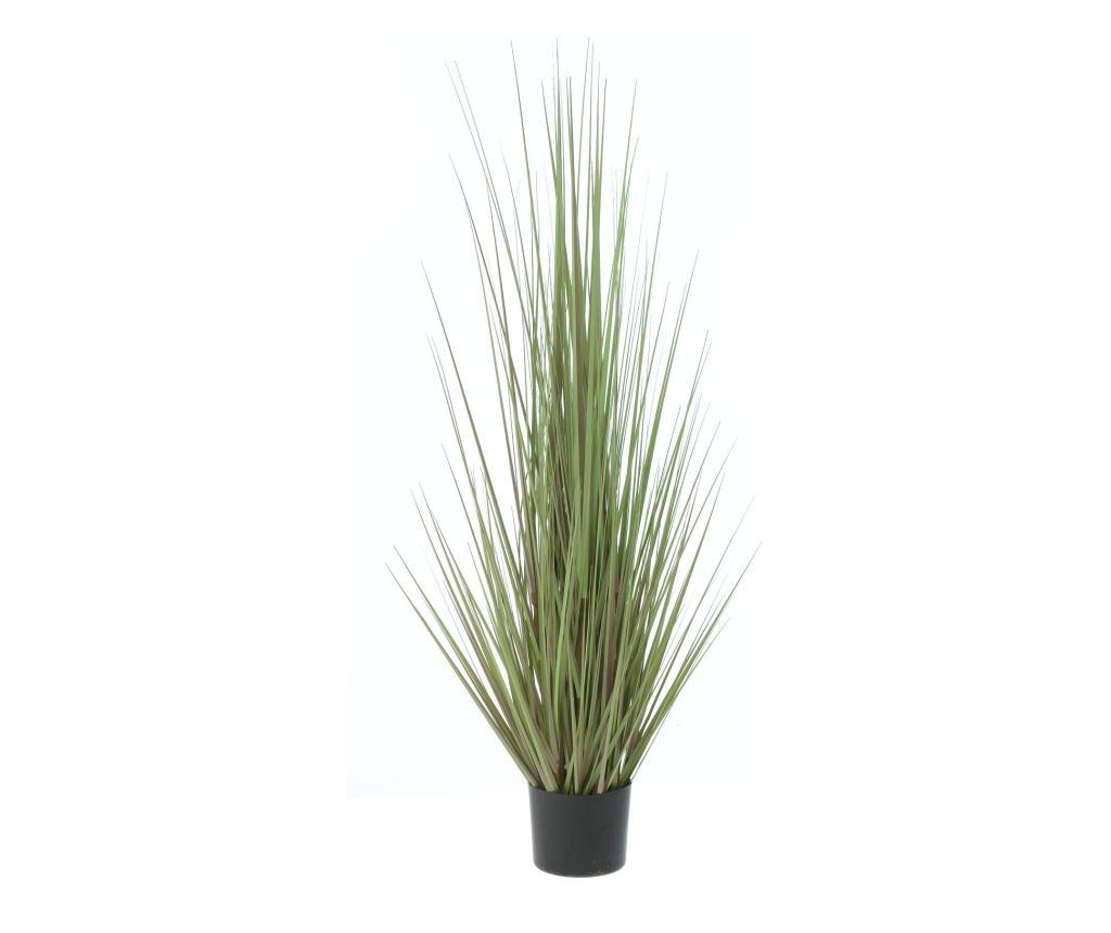 Floare artificiala in ghiveci - inart, Verde